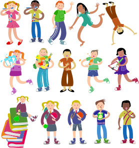 Diverse-Kids-by_GDJ_openclipart_CC0