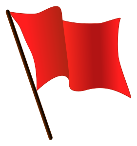 DodgerRed-Flag-Waving