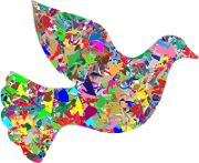 Modern-Art-Peace-Dove
